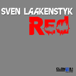 LAAKENSTYK, Sven - Red (Front Cover)