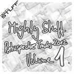 VARIOUS - Mighty Stuff Retrospective Tracks 2012 Volume 1 (Front Cover)