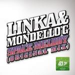 LINKA & MONDELLO G - Space Melody (Front Cover)