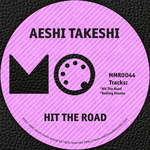 TAKESHI, Aeshi - Hit The Road (Front Cover)