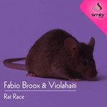BROOX, Fabio/VIOLAHITI - Rat Race (Front Cover)