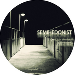 SEMIHEDONIST - Devil Is In The Details (Front Cover)