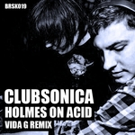 CLUBSONICA - Holmes On Acid (Front Cover)