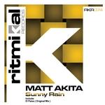 MATT AKITA - Sunny Rain (Front Cover)