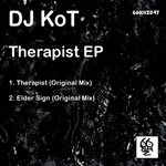 DJ KOT - Therapist EP (Front Cover)