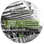 CARRASCO, Raul/JAVIER ORLANDO - Arkitechture (Front Cover)