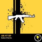 DOUBKORE/DANI SAN - AK 47 (Front Cover)