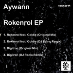 AYWANN - Rokenrol EP (Front Cover)