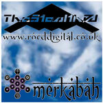 THESTEALTHDJ - Merkabah (Front Cover)