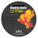 ONOFRIO CONTE - Afternoon EP (Front Cover)