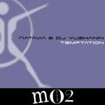 NATAVIA/DJ YUZHANIN - Temptation (Front Cover)