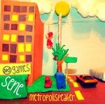 SENE/NO GAMES - Metropolispeaker (Front Cover)