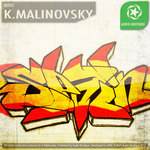 K MALINOVSKY - The Spain (Front Cover)