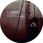 D CARBONE - Abuse Of Distortion EP (Front Cover)