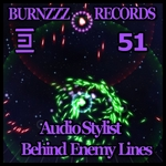 AUDIO STYLIST - Behind Enemy Lines (Front Cover)