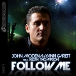 JOHN MODENA/YANN GARETT feat KEITH THOMPSON - Follow Me (Front Cover)