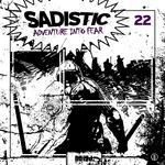 SADISTIC - Adventure Into Fear (Front Cover)