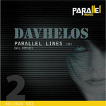 DAVHELOS - Parallel Lines (Front Cover)