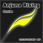 ANJUNA RISING - Sunrise (Front Cover)