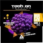 CRUZ, Horacio/C SYSTEM - Morfogen (Front Cover)