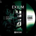 EXIUM - Aces High (Front Cover)