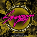 JEY, Sharam feat KATRINA NOORBERGEN - Living Like I'm Dying Vol 2 (Front Cover)
