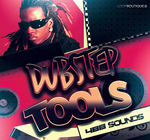 LOOPBOUTIQUE - Dubstep Tools (Sample Pack WAV) (Front Cover)
