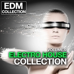 VARIOUS - Electro House Collection Vol 9 (Front Cover)