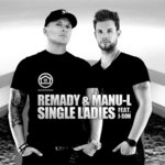 REMADY/MANU L feat J SON - Single Ladies (Front Cover)