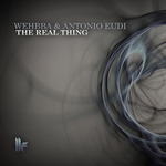 WEHBBA/ANTONIO EUDI - The Real Thing (Front Cover)