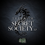 TELEKOM - Secret Society EP (Front Cover)