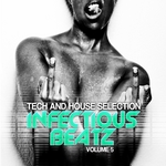 VARIOUS - Infectious Beatz Vol 5 (Tech & House Collection) (Front Cover)