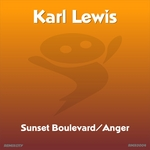 LEWIS, Karl - Sunset Boulevard-Anger (Front Cover)