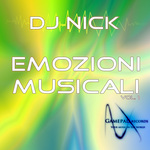 DJ NICK - Emozioni Musicali Vol 1 (Front Cover)