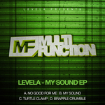 LEVELA - My Sound EP (Front Cover)