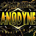 AN0DYNE - Runnin' Wild (Front Cover)