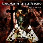 MAY, Rina vs LITTLE PSYCHO - Pitch My Pain (Front Cover)