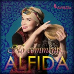 ALFIDA - No Comments (Front Cover)