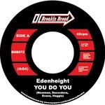 EDENHEIGHT - You Do You (Front Cover)