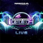 COSMO TECH/RINKADINK - LIVE (Front Cover)