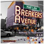 HALF LIFE - Breakers Avenue (Front Cover)