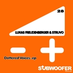 FREUDENBERGER, Lukas/STRUVO - Dottered Voices (Front Cover)