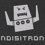 NOISITRON - Super Hero (Front Cover)