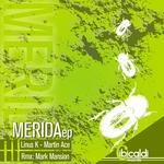 MARTIN ACE/LINUS K - Merida (Front Cover)