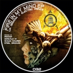 LIA ORGANA & ELECTRIC PRINCE - Fire In My Mind (Front Cover)