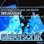 TECHNIKORE/JTS feat LISA ABBOTT - Breakaway (Front Cover)