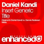 KANDI, Daniel - Insert Generic Title (Front Cover)