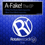 A Fake! - The EP (Front Cover)