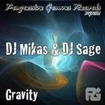 DJ MIKAS/DJ SAGE - Gravity (Front Cover)