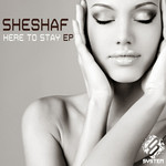 SHESHAF - Here To Stay EP (Front Cover)